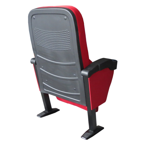 BOLTON S50 – Auditorium, Cinema, Movie Theatre Chair with Integrated Polyurethane Cup Holder- Turkey – Seatorium – Public Seating Manufacturer