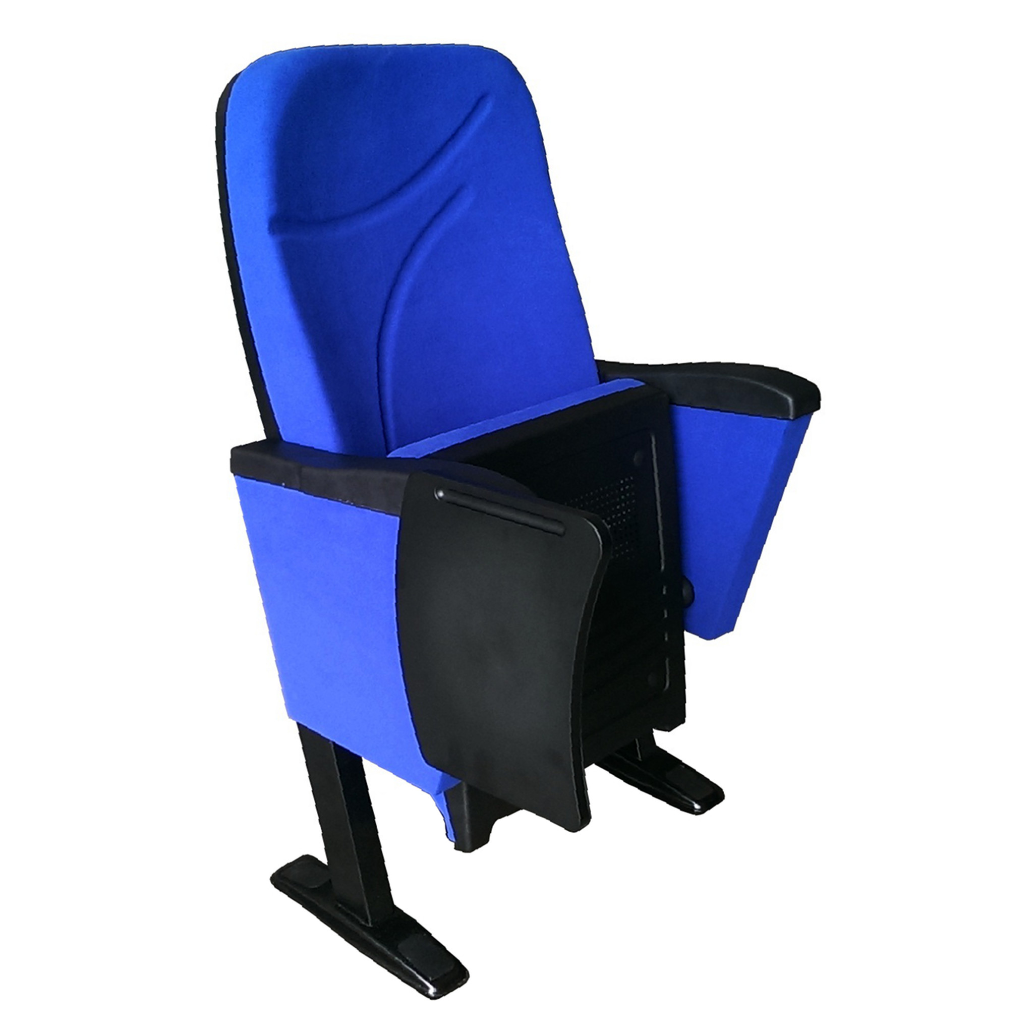 BOLTON Y40 - Auditorium, Theatre, Lecture Hall Chair With Writing Table (Plastic, Wooden or Polyurethange - Hidden Inside or Anti-Panic Mechanism) - Turkey - Seatorium - Public Seating Manufacturer