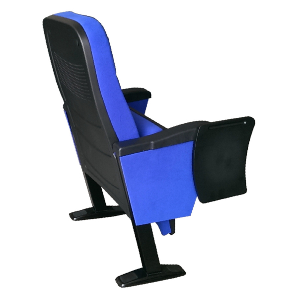 BOLTON Y40 – Auditorium, Theatre, Lecture Hall Chair With Writing Table (Plastic, Wooden or Polyurethange – Hidden Inside or Anti-Panic Mechanism) – Turkey – Seatorium – Public Seating Manufacturer
