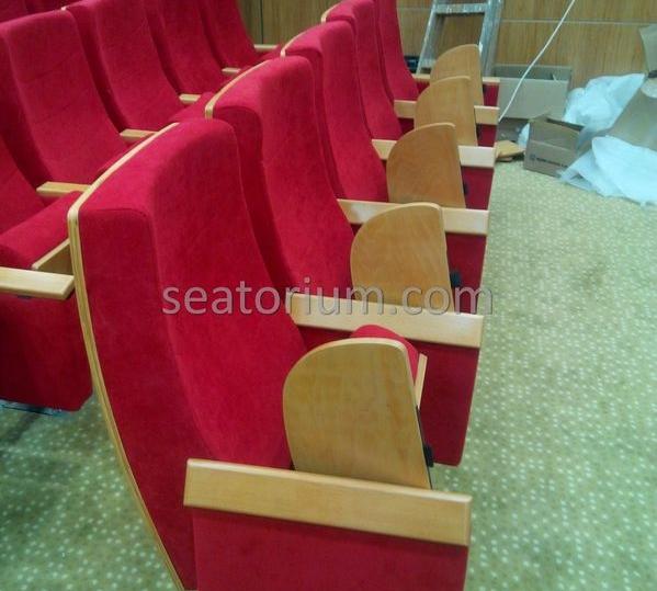 Ankara University Auditorium Hall Seating Projects - Seatorium™'s Auditorium
