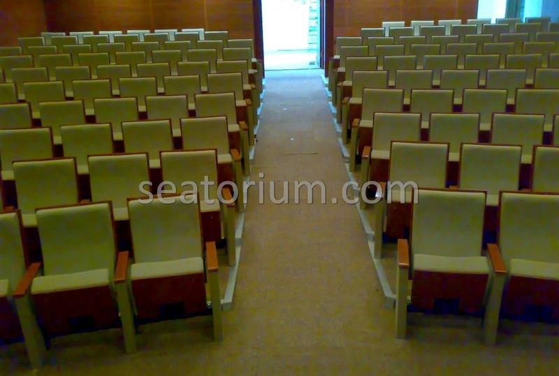 Balıkesir University Necati Bey Campus Auditorium Chairs - Seatorium™'s Auditorium