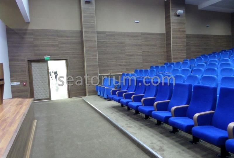 Bursa Deri OSB Auditorium Chairs Project - Seatorium™'s Auditorium