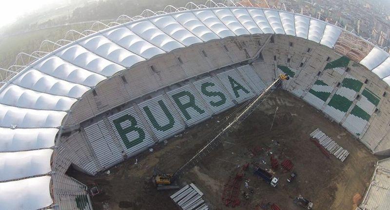 Bursa Timsah Arena Stadium - Seatorium™'s Auditorium