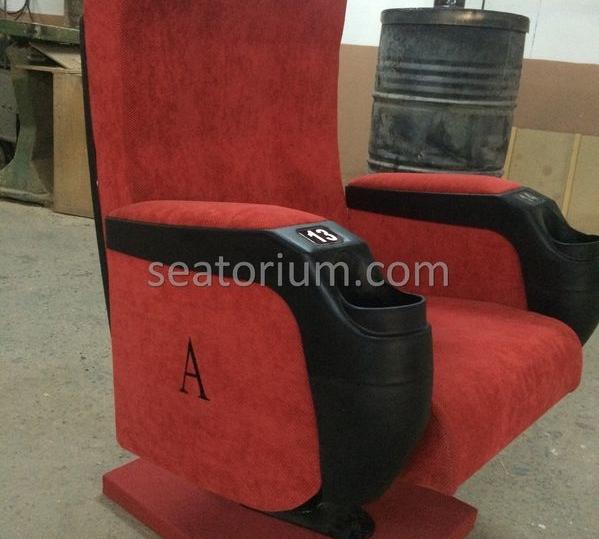 Canpark AVM Cinema & Theater Chair Installation - Seatorium™'s Auditorium