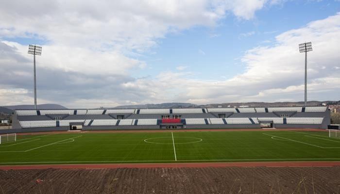 Eskişehir Osmangazi Stadium - Seatorium™'s Auditorium