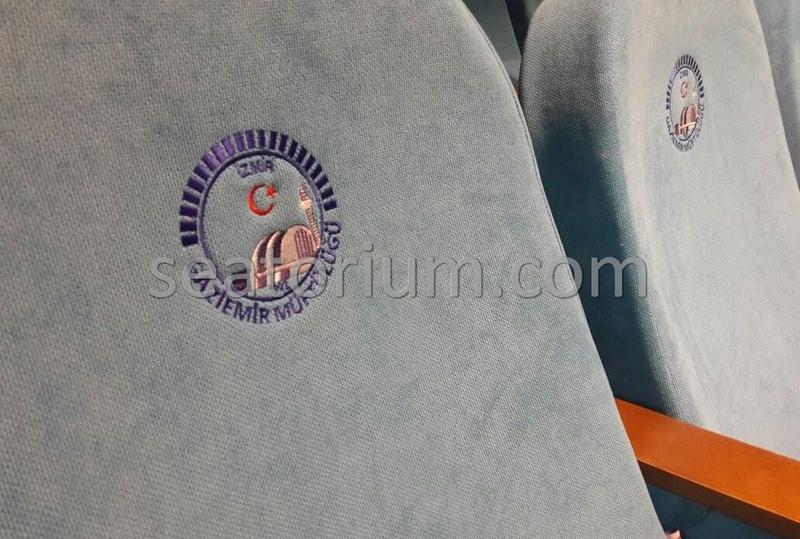Gaziemir Mufti Auditorium Chairs Installation - Seatorium™'s Auditorium