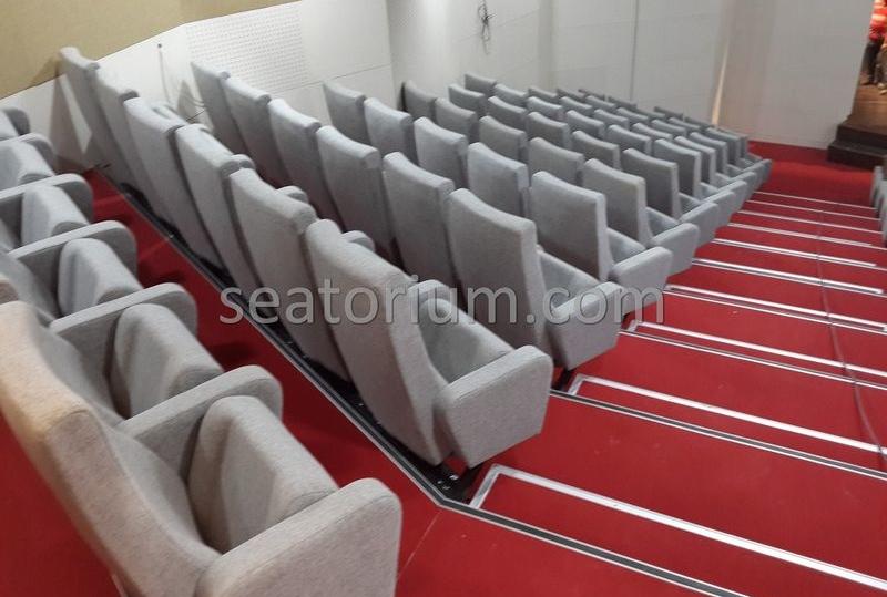 İstanbul Cihangir VIP Auditorium Chairs Project - Seatorium™'s Auditorium