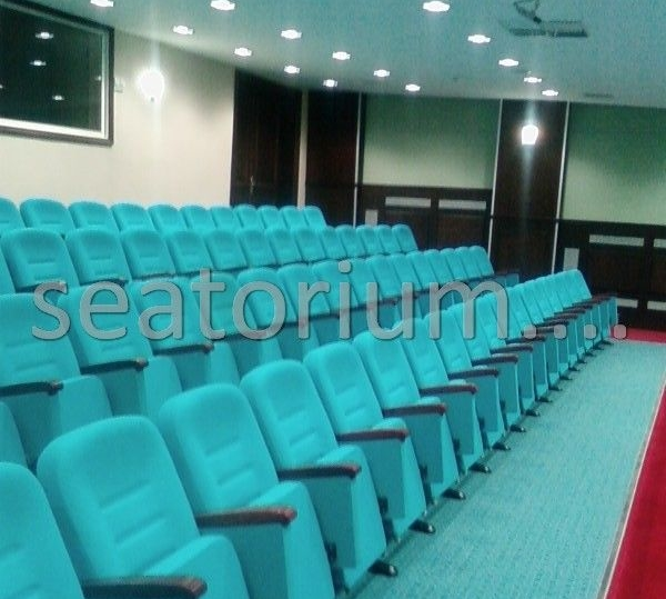 Kağıthane Municipality Auditorium Chairs Project - Seatorium™'s Auditorium