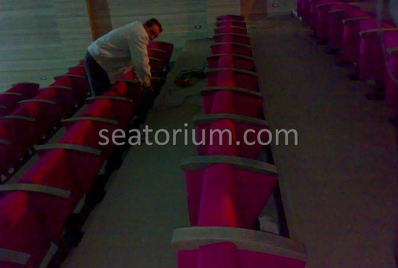 Karamürsel Municipality Wedding Hall Project - Seatorium™'s Auditorium