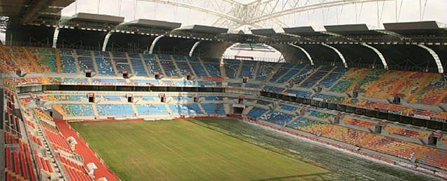 Kayseri Kadir Has Stadium - Old - Seatorium™'s Auditorium