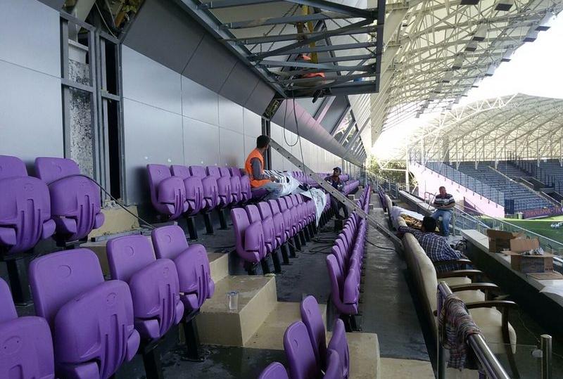 Osmanlıspor Stadium - Seatorium™'s Auditorium