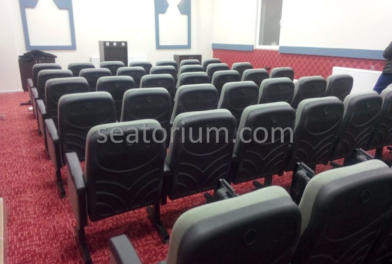 Sakarya Norm Packaging Auditorium Chairs Project - Seatorium™'s Auditorium