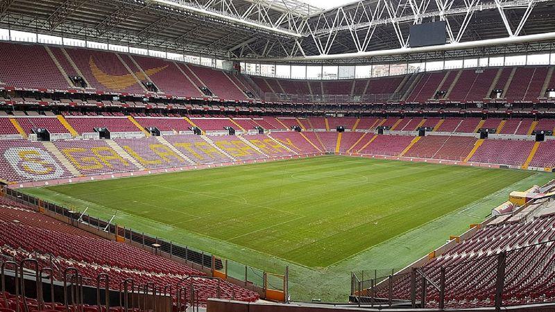 Galatasaray TT Arena - Seatorium™'s Auditorium