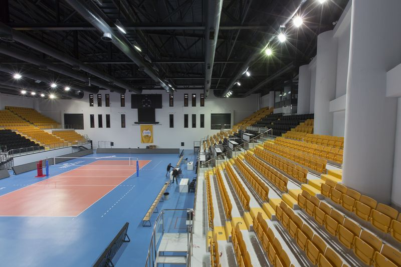 Vakıfbank Sport Palace - Seatorium™'s Auditorium